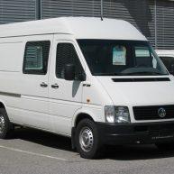 VW LT all models