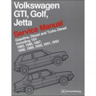 Books & Manuals Golf Mk1