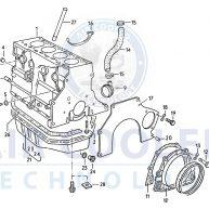 Performance Parts Golf Mk1