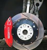 Brakes & Wheels Golf Mk2