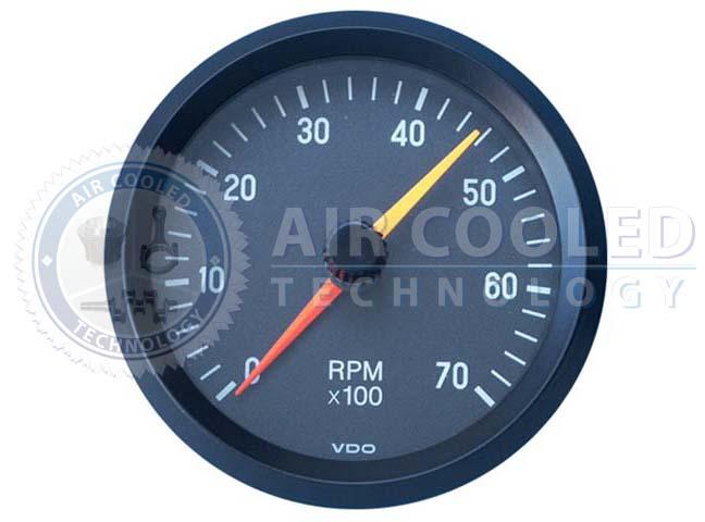 vdo cht gauge wiring diagram tachometer genuine vdo gauge  original vdo air cooled technology  tachometer genuine vdo gauge  original
