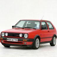 VW Golf MK2-Jetta