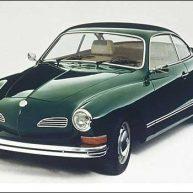 VW Karmann Ghia